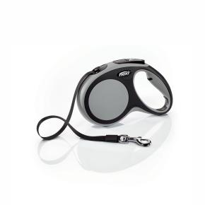 flexi New Comfort Tape (pásek), velikost M, šedá