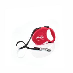 flexi JK/Fun XS, mini - pásek, červená
