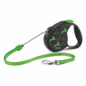 flexi Color Medium zelená, pes
