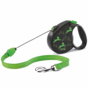 flexi Color Large zelená, pes