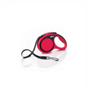 flexi New Comfort Tape (pásek), velikost XS, červená