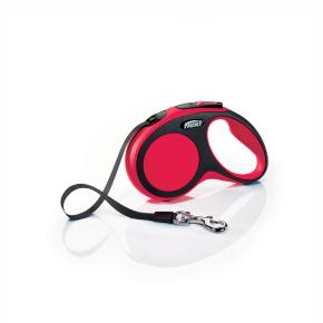 flexi New Comfort Tape (pásek), velikost S, červená