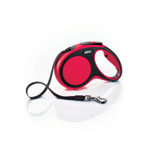 flexi New Comfort Tape (pásek), velikost M, červená
