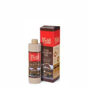 Sams Field Pure Salmon Oil, lososový olej 300 ml (Sam's Field)