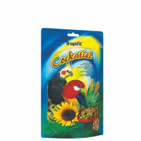 Tropifit Cockatiel, korela – obilná zrna atravní semena, 700g