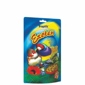 Tropifit Exoten, exot – obilná zrna atravní semena, 700g