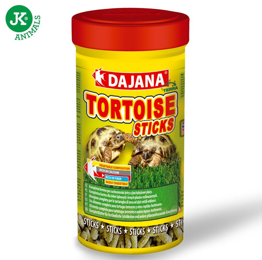 Dajana Tortoise sticks gran. 1000ml | © copyright jk animals, všechna práva vyhrazena