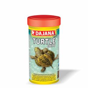 Dajana Turtle chips 1000ml vodní želva