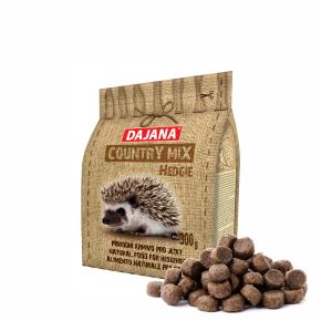 Dajana – COUNTRY MIX, Ježek 300g, krmivo proježky